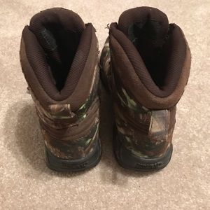 RedHead Shoes - Redhead hunting/hiking insulated camo boots